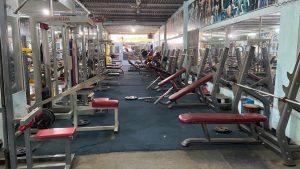 Phòng tập thể hình phòng tập gym đẹp chuyên nghiệp Quang Dũng Đắk Wer Đắk RLap Đắk Nông