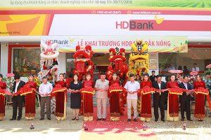 HDbank chi nhánh Đắk Nông