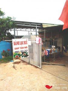 bánh bột lọc Huế tại Gia Nghĩa Đắk Nông
