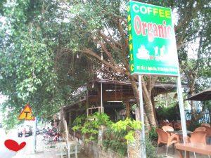 Quán cà phê coffee oganic tại gia nghĩa đắk nông