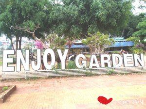 Quán cà phê enjoy garden tại gia nghĩa đắk nông