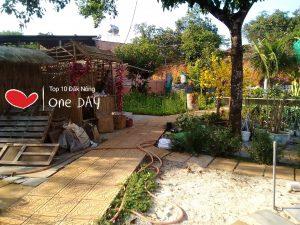 Quán coffee Happy Garden Gia Nghĩa Đắk Nông