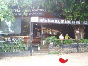 Quán cà phê Tà Đùng tại Gia Nghĩa Đắk Nông