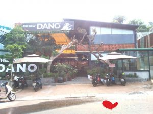 Quán cà phê the new dano đẹp nhất gia nghĩa đắk nông