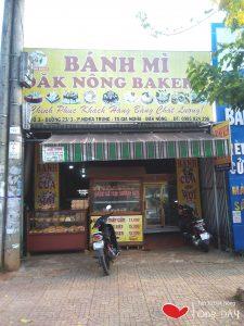 bánh kem bánh mì bakery đắk nông