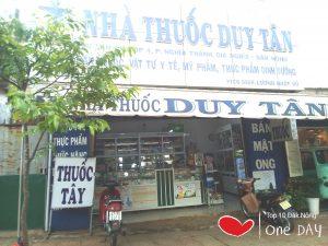 nhà thuốc tây Duy Tân dak nong