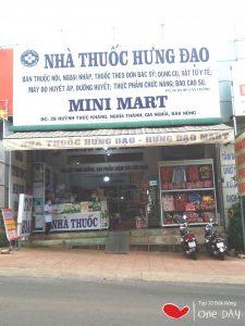 Nhà thuốc Hưng Đạo ở Đắk Nông