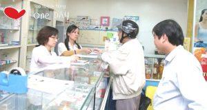 Tiệm thuốc tây thu trang