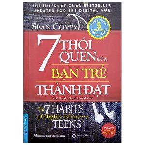 Sách kinh doanh 7 thói quen để thành đạt blog top 10 Đắk Nông