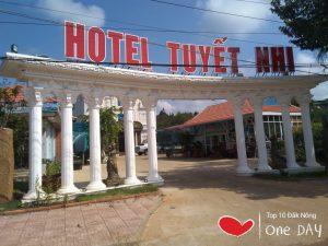 Khách sạn Tuyết Nhi tại Gia Nghĩa Đắk Nông