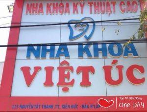 Nha khoa Việt Úc tại Đắk Nông