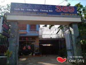 Nhà nghỉ trung tâm thành phố 369 Đắk Nông