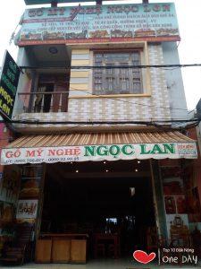 Tiệm đồ gỗ nội thất Ngọc Lan tại Gia Nghĩa Đắk Nông