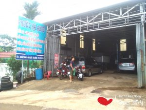 Phước Hà Auto rửa xe sạch sẽ, chất lượng