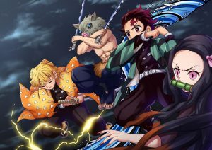 Truyện tranh Kimetsu No Yaiba - thanh gươm diệt quỷ blog