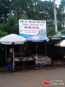 Vựa hải sản tươi sống Nha Trang VC tại tp gia nghia