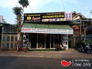 Shop quần áo đồ thể thao HD Sports tại gia nghĩa Đắk Nông