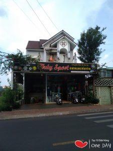Shop quần áo đồ thể thao Thúy Sports tại gia nghia daknong