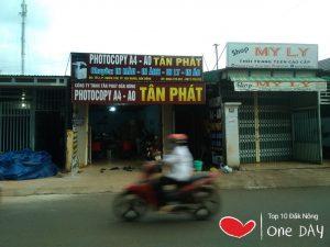Cửa hàng photocopy tại Gia Nghĩa Đắk Nông - Tân Phát