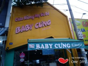 shop đồ trẻ em tại gia nghĩa đắk nông