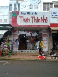 shop đồ trẻ em giá rẻ tại gia nghĩa đắk nông