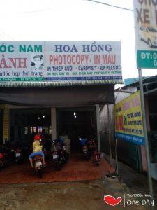 tiệm photocopy giá rẻ tại gia nghĩa