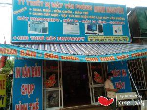 photocopy Minh Nguyên tại Gia Nghĩa Đắk Nông
