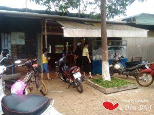 quán bún riêu giá rẻ tại gia nghĩa đắk nông