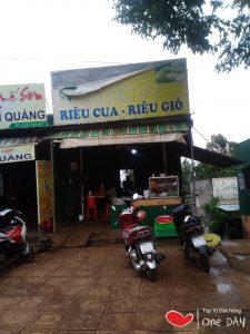 quán bún riêu ngon nhất Đắk Nông
